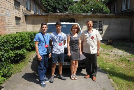 Migrants from Slavyansk ask compassionate