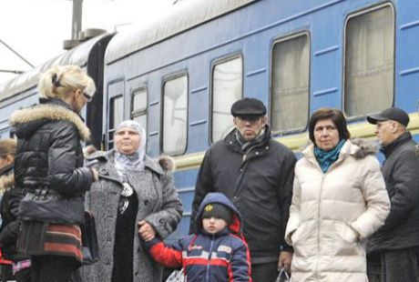 Assistance to Ukrainian refugees