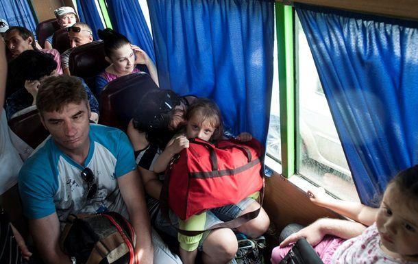 Как помочь вынужденным беженцам с Донбасса изоражения