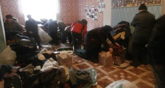 We gave help in the Sumy region!