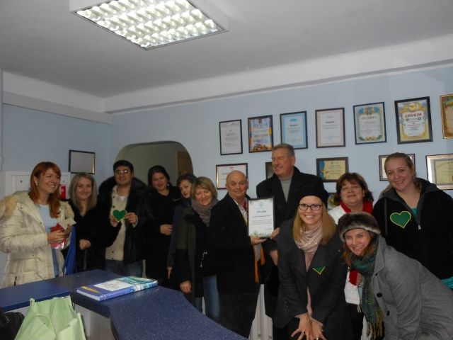 "American ""Greenheart Club"" supports Ukrainian homeless"