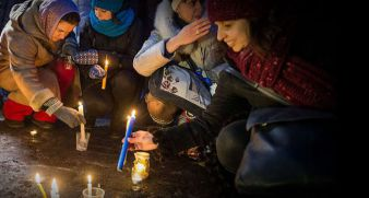 Concern for Maidan Hero – Valery Opanasyuk