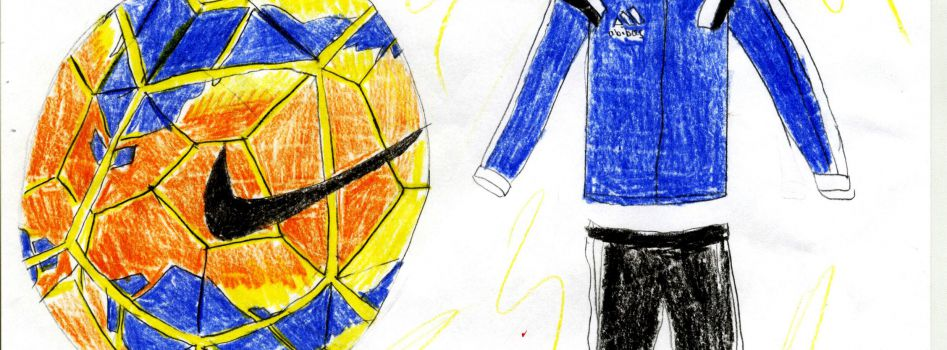 Ball for Rostislav, 14 years, 700 UAH