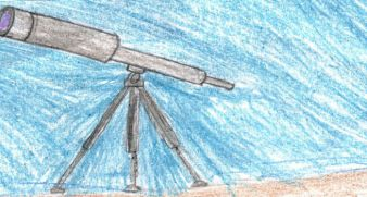 Telescope for Dasha, 12 years 700 UAH