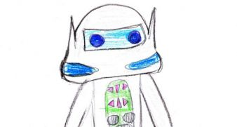 Robot on the radio for Leo, 5 years, 350 UAH
