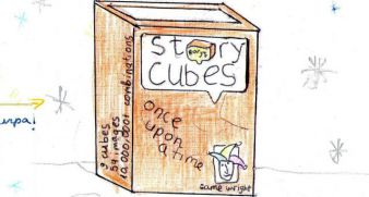 Cubes story for Camilla, 12, 350 hryvnia